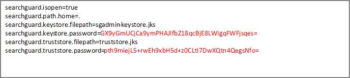 ElasticSearch 加密Searchguard 插件使用-艺赛旗社区