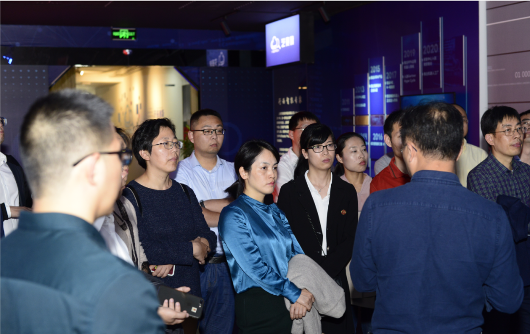 【快讯】欢迎宁波市第三期会计领军人才培养工程班学员来访