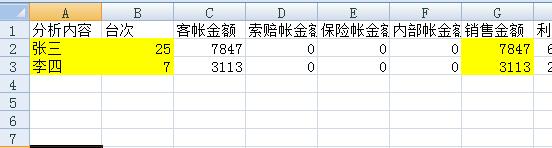 从表格中复制数据到另一表格中