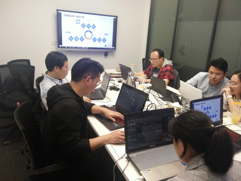 iS-RPA 技术认证培训 - 上海 20190426 班 - 培训完成