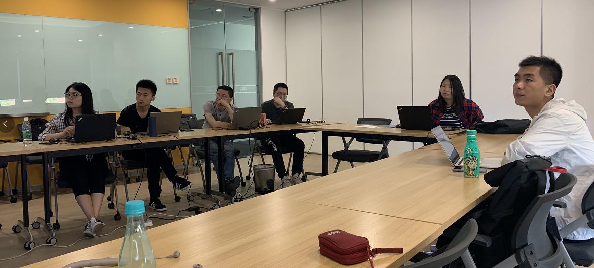 iS-RPA 技术认证培训 - 北京 20190530 班 - 培训完成