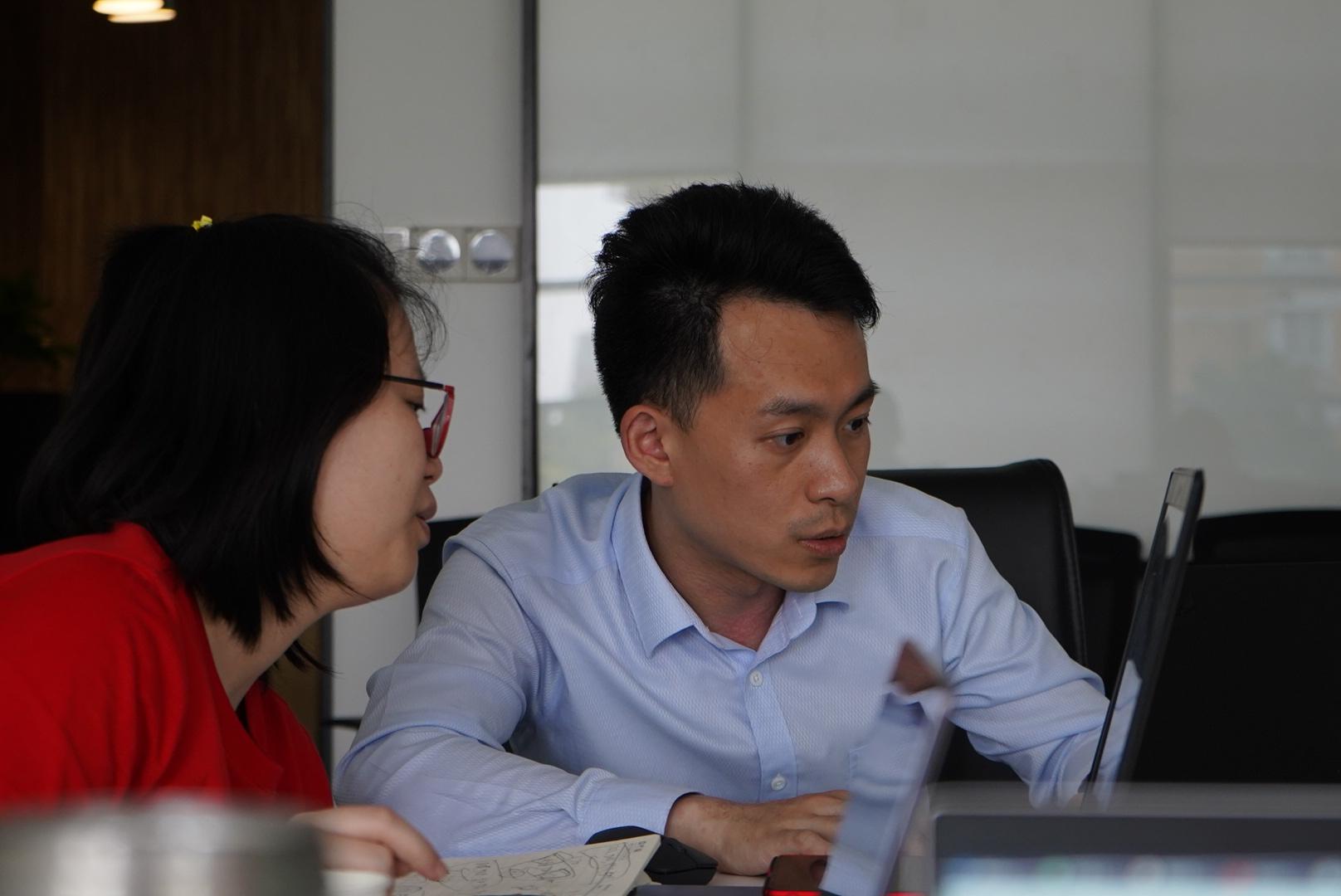 iS-RPA 技术认证培训 - 上海 20190605 班 - 培训开始