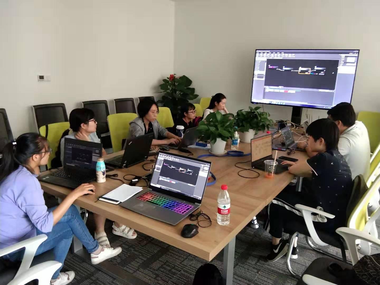 iS-RPA 技术认证培训 - 深圳 20190619 班 - 培训开始