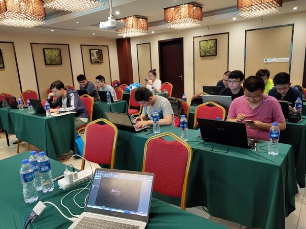 iS-RPA 技术认证培训 南京 20190620 班