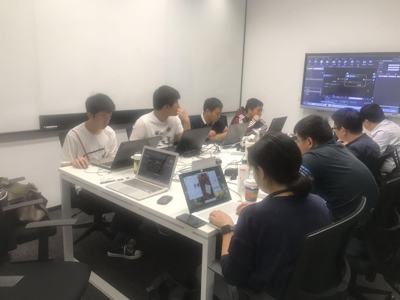iS-RPA 技术认证培训 - 上海 20190620 班 - 培训完成