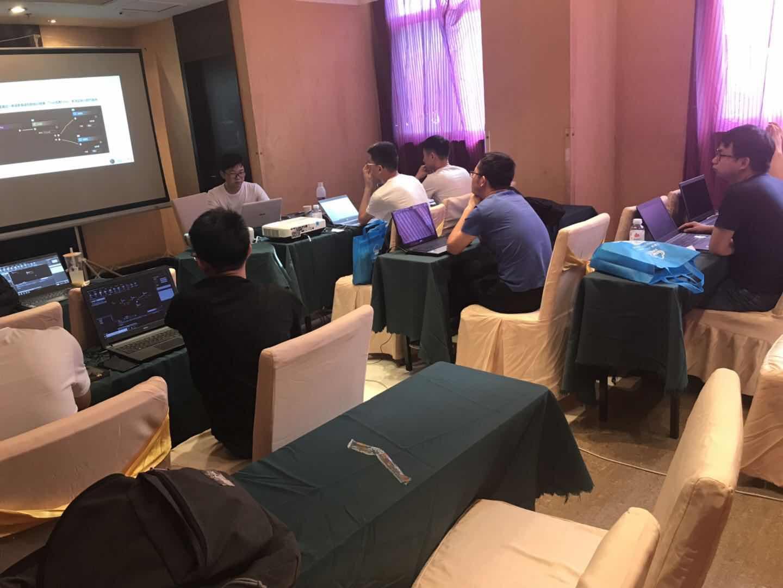 iS-RPA 技术认证培训 - 南京 20190627 班 - 培训完成