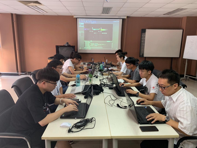 iS-RPA 技术认证培训 - 北京 20190701 班 - 培训完成