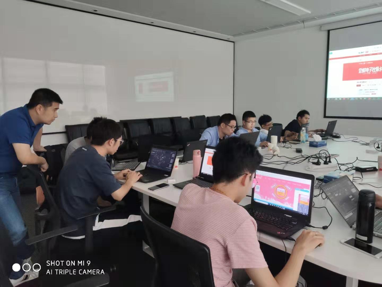 iS-RPA 技术认证培训 - 上海 20190704-0705 班 - 培训完成