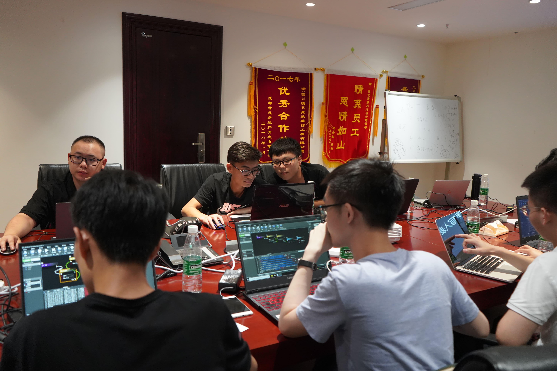 iS-RPA 技术认证培训 成都 20190710 班