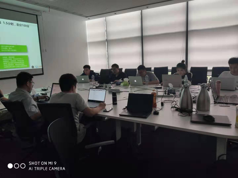iS-RPA 技术认证培训 - 上海 20190711-0712 班 - 培训完成
