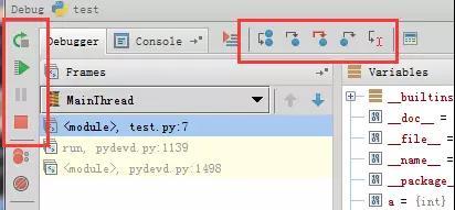 在 Python 中使用断点调试