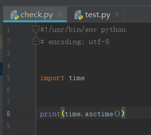 python 的内置函数 __import__()