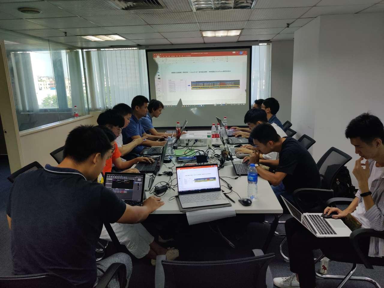 iS-RPA 技术认证培训 广州 201901017 班