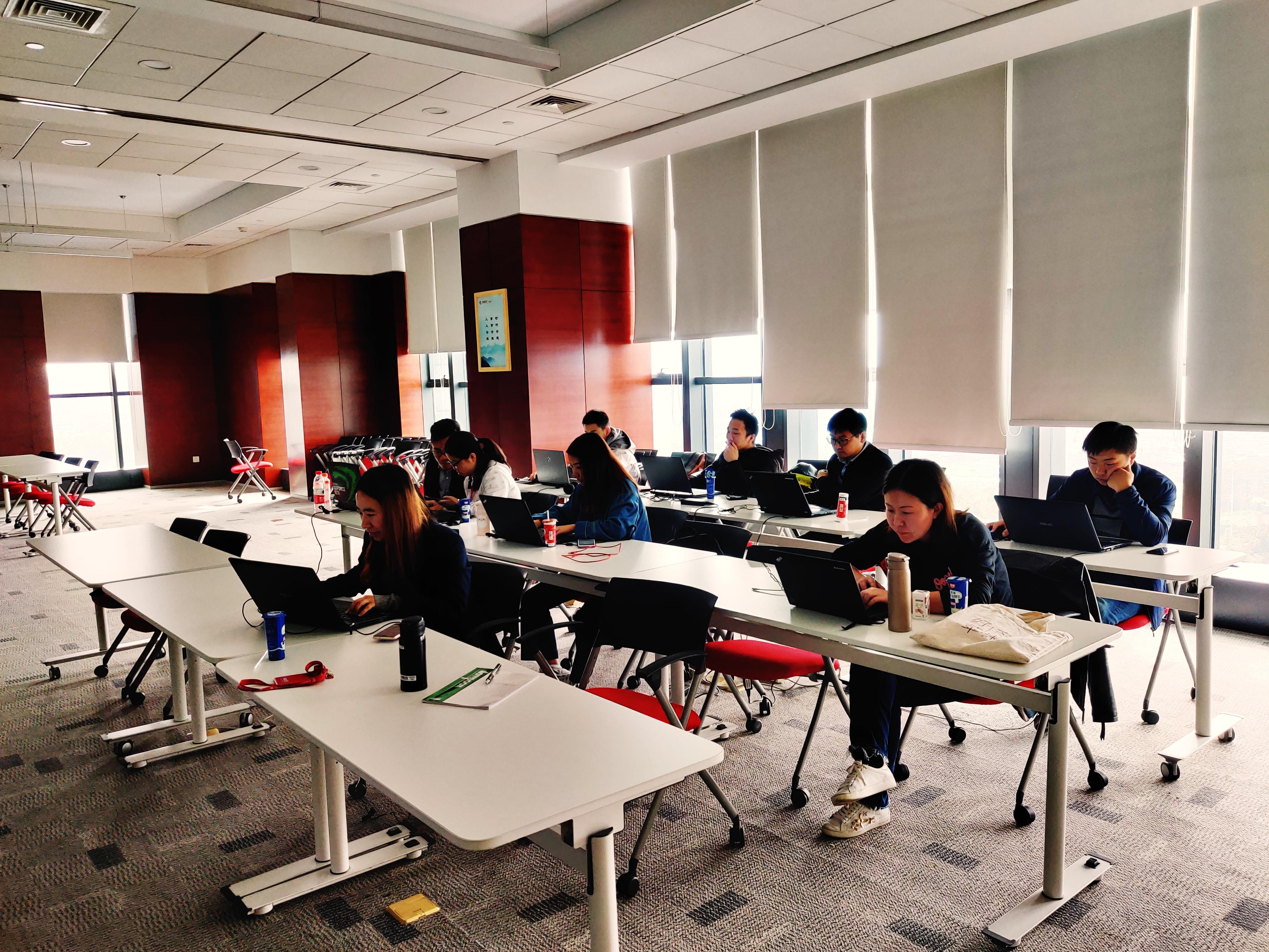 iS-RPA 技术认证培训 成都 201901107 班
