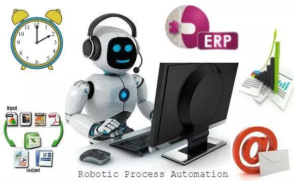 RPA 财务机器人是什么?有哪些优势?