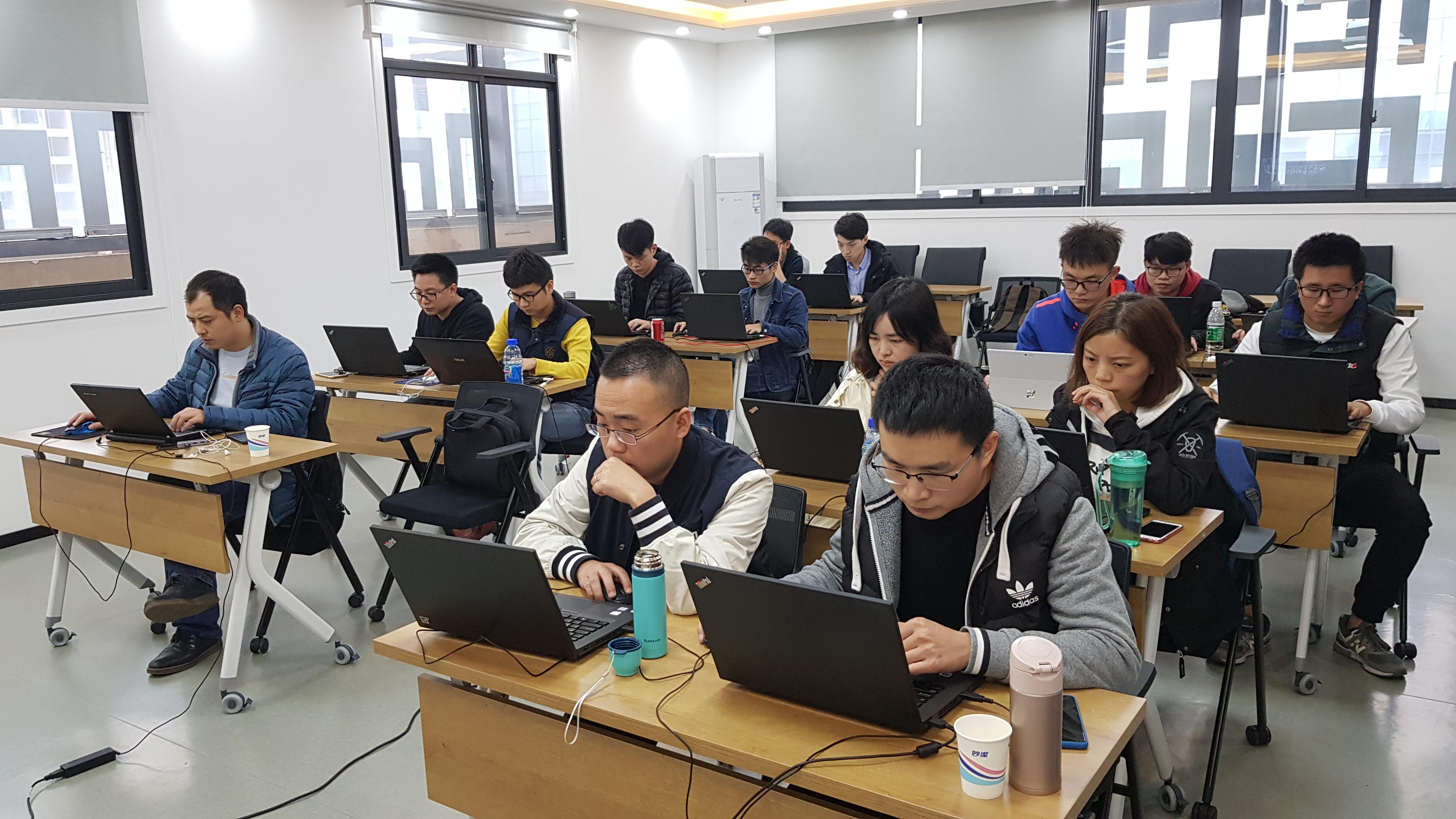IS-RPA 技术认证培训 - 成都 20191116-1117 班