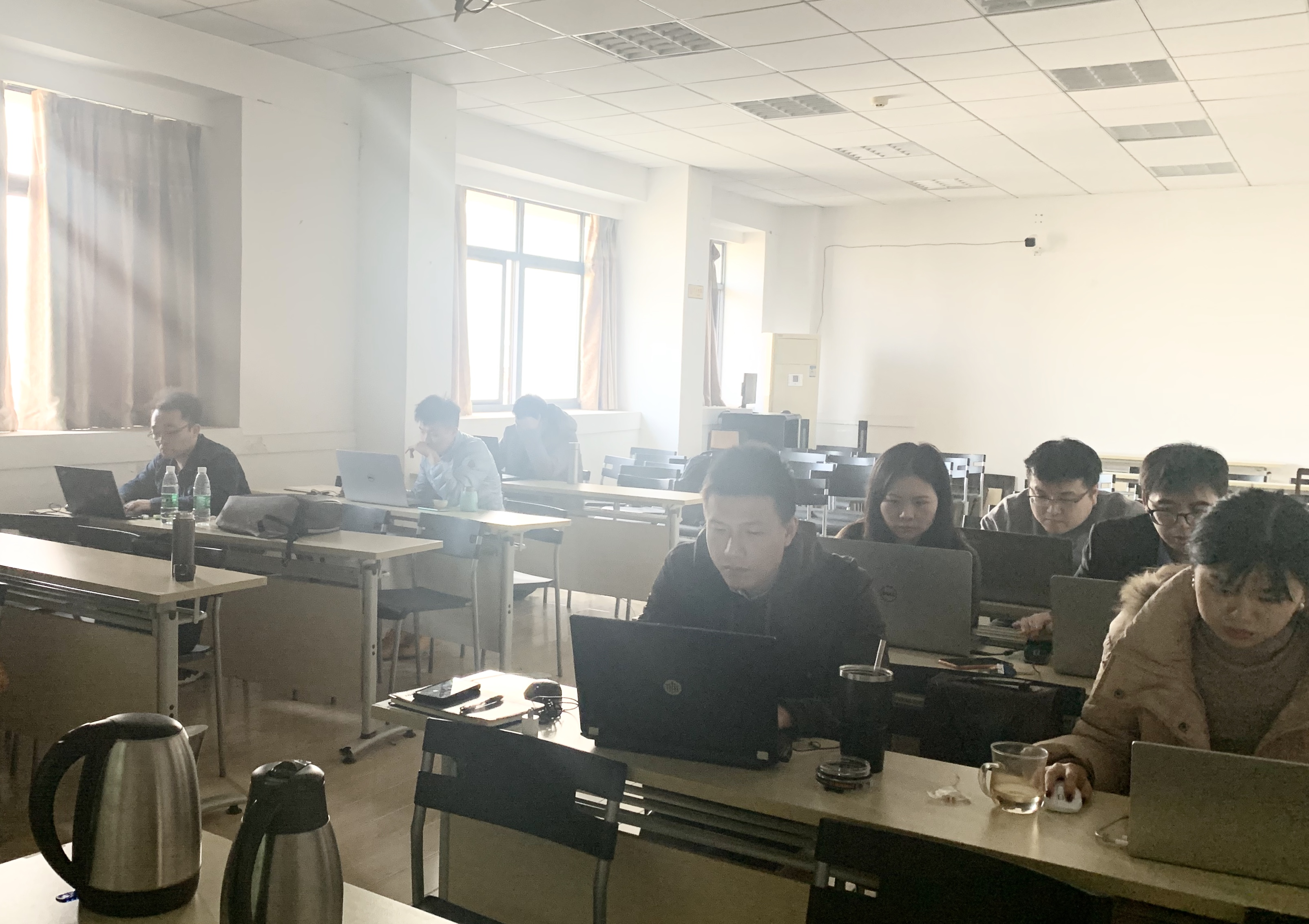 iS-RPA 技术认证培训 武汉 201901118 班