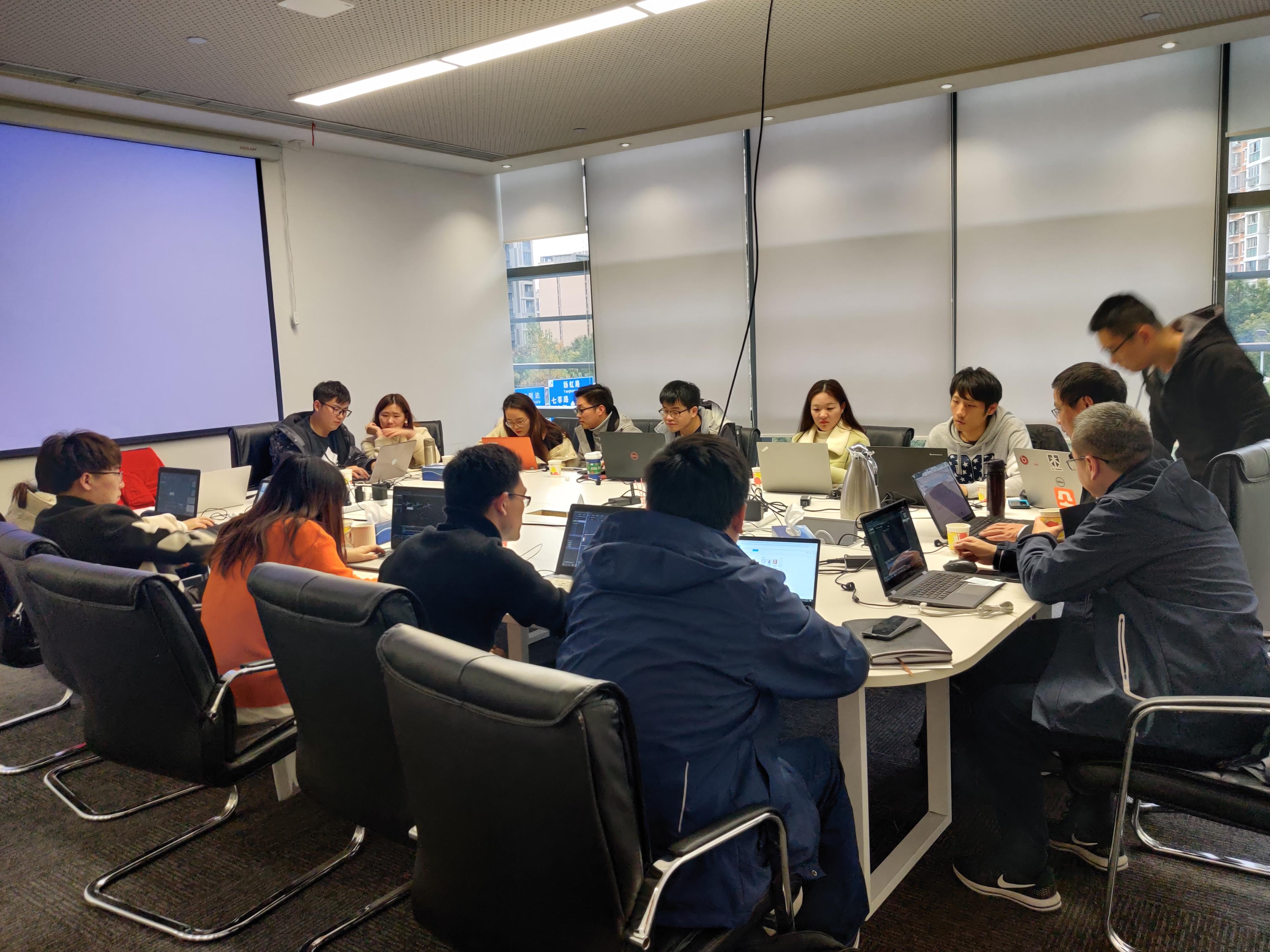iS-RPA 技术认证培训 上海 20191219 班
