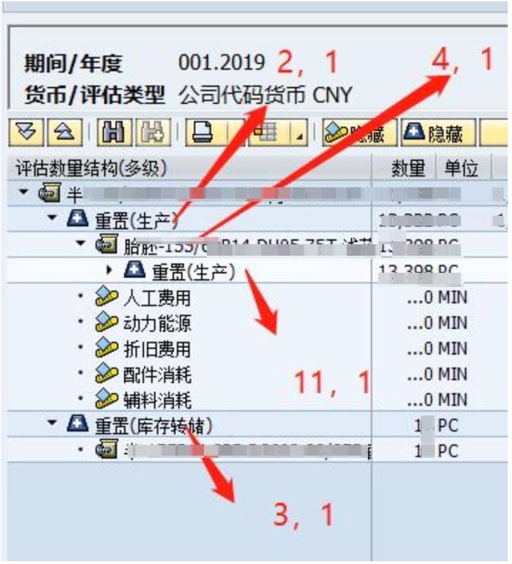 填坑之 -SAP 中树形目录