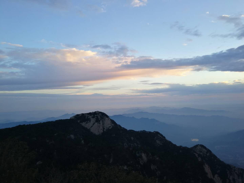 我的国庆生活—泰山之旅