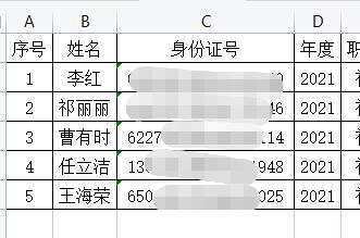 wps 读取整行数据的数据类型