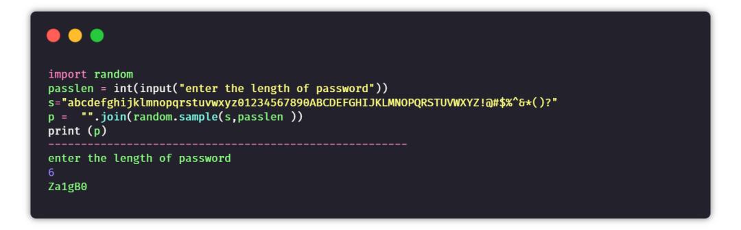 Python 编程迷你项目 (附源码) 二